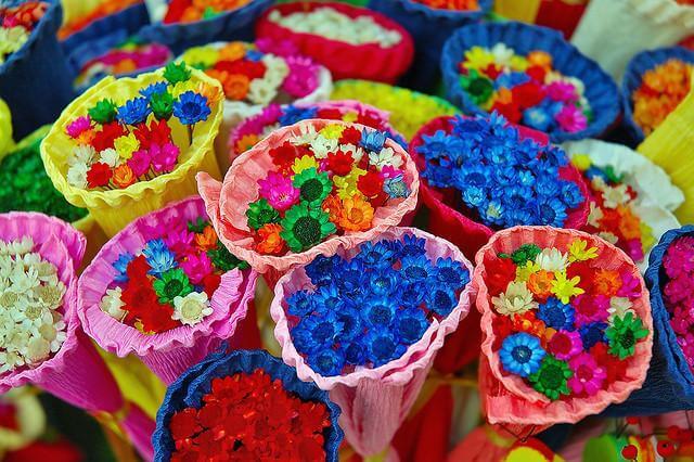 I colori influenzano lo stato d'animo