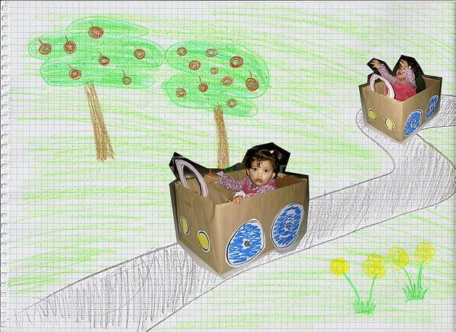 Popolare Come interpretare il disegno della famiglia di un bambino - Parte  MV57