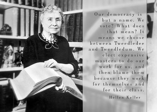 Helen Keller: la bambina diventata leggenda