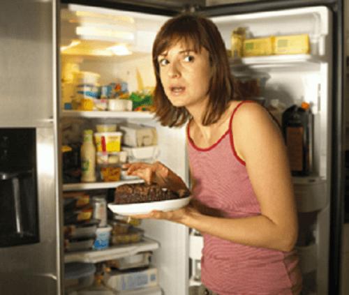 Perché i mangiatori compulsivi non possono smettere?