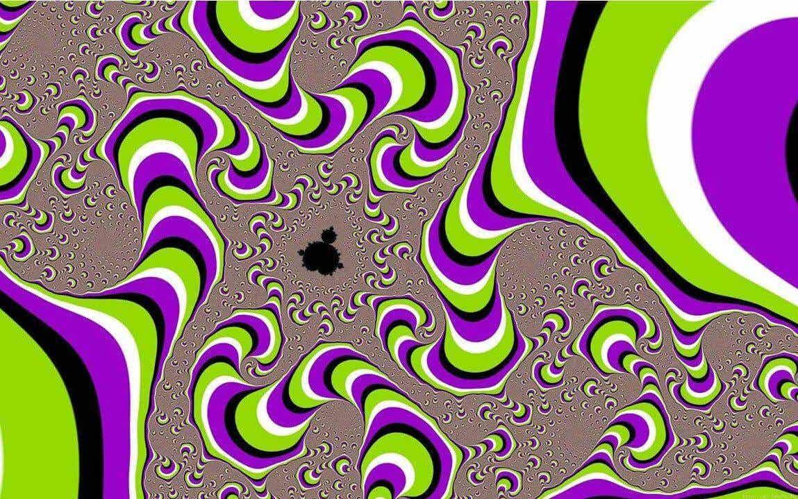 Illusioni ottiche: quando il cervello si sbaglia