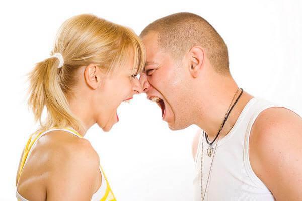 Come superare un litigio di coppia
