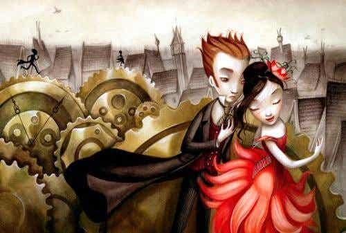 La misteriosa macchina dell'amore