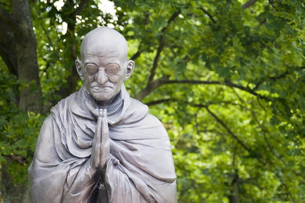 I tre pensieri di Gandhi che hanno contribuito a rendere il mondo migliore