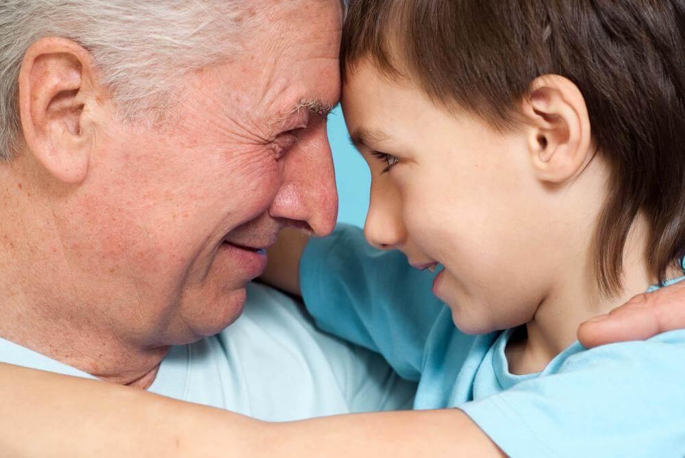 I nonni, quegli amici sinceri