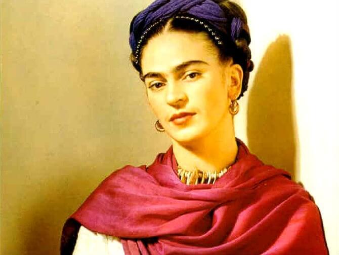 16 frasi della favolosa Frida Kahlo