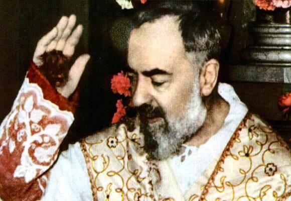 La curiosa storia di Padre Pio