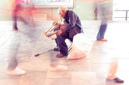 Imparare ad invecchiare