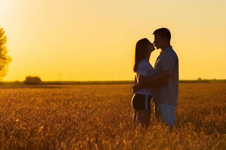 I sorprendenti benefici dei baci