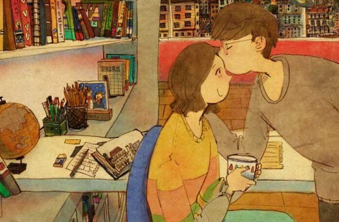 L'amore raccontato con le piccole cose