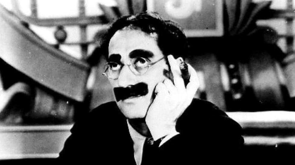 Le migliori citazioni di Groucho Marx
