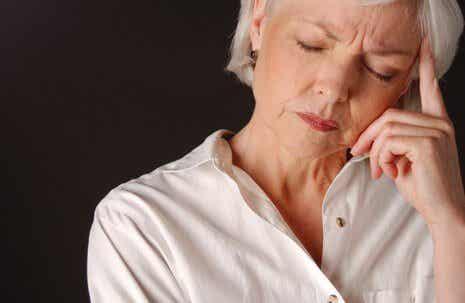 I sintomi psicologici della menopausa