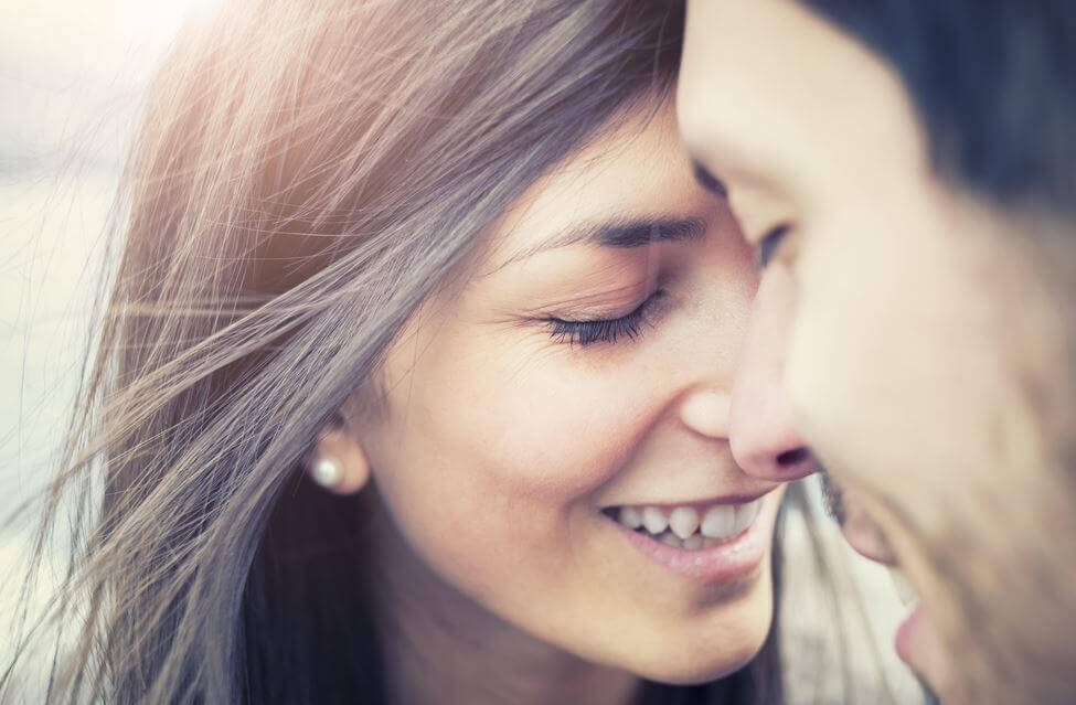 L'intimità è fondamentale nella coppia