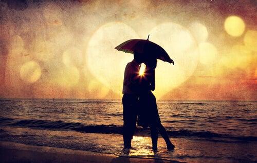 In amore bisogna essere coraggiosi
