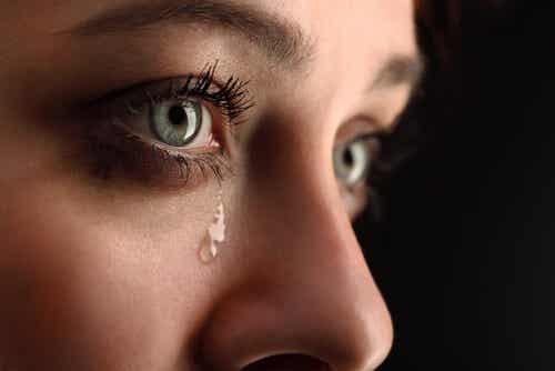 Il pianto: positivo o tossico?