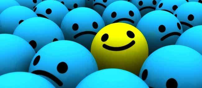 Essere positivi rende più intelligenti
