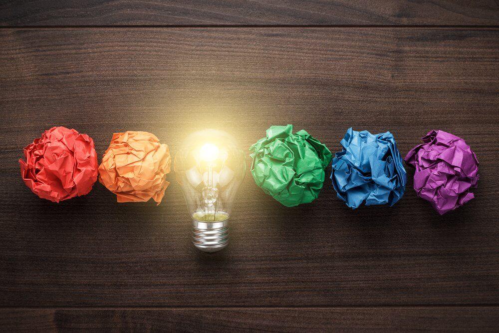 Qual è la vostra creatività? Ecco 5 opzioni per capire qual è!