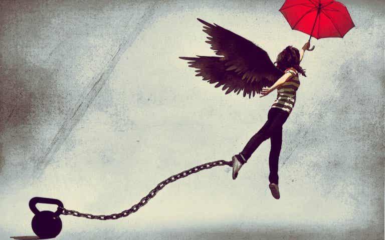 Non tarparmi le ali (crescita personale)