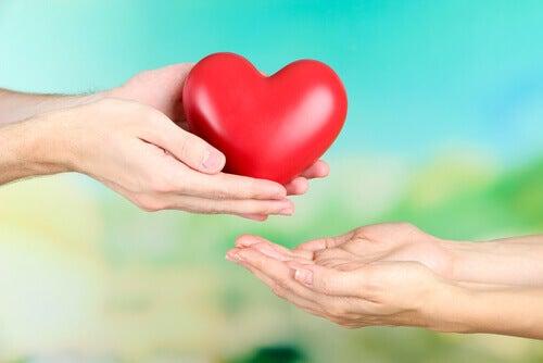 Il potere dell'affetto