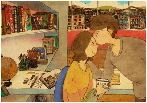 L'amore non ha bisogno di essere perfetto, ma autentico