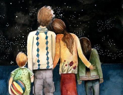 Il mio tesoro più grande è la famiglia