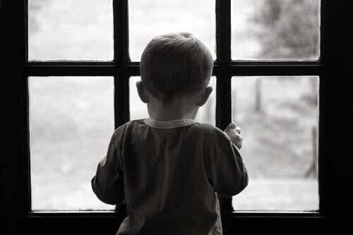 Lasciarsi alle spalle un'infanzia difficile