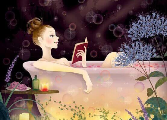 Leggere non significa vivere, ma è un modo per sentirsi vivi