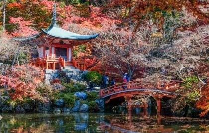 paesaggio giapponese