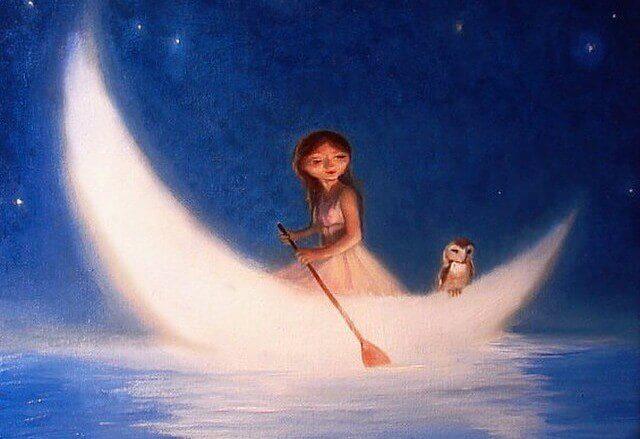 spegnere la luna