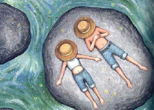 Prendersi cura dell'amore e amare prendendosi cura di sé