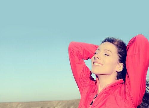 Quando sono felice, voglio che la mente sia dalla mia parte