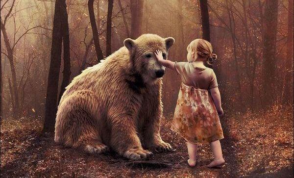 Ricorda, accogli e cura il tuo bambino interiore