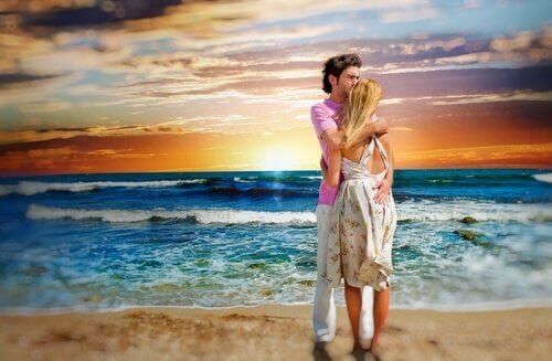 Abbracciare è respirare l'essenza delle persone