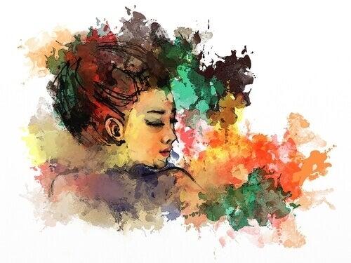 donna e mondo affettivo