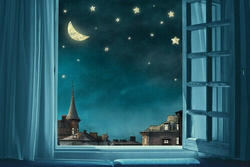 notte-finestra