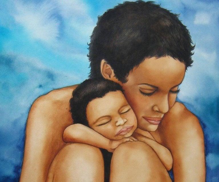 Riflessione su cosa significa perdere un figlio