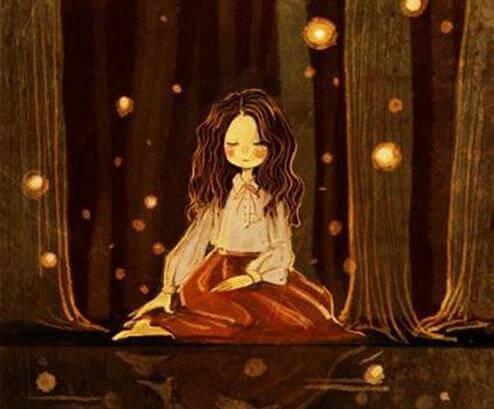 ragazza-in-meditazione