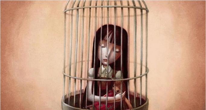 Sentirsi-in-gabbia