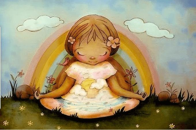 bambina-arcobaleno