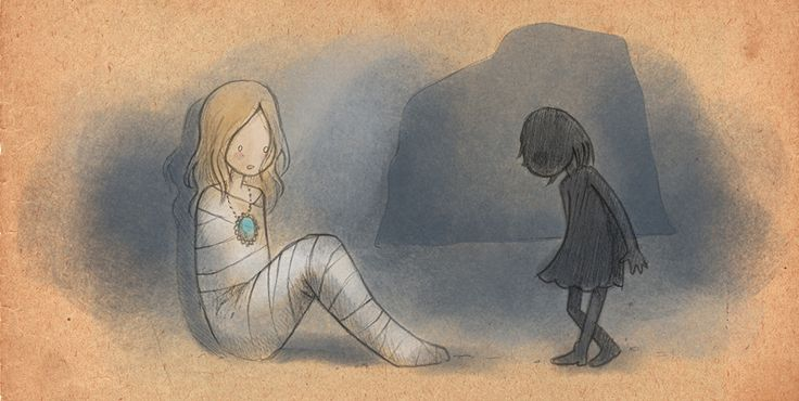 bambina-con-ombra