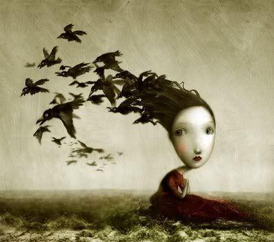 donna-capelli-uccelli