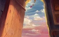 Una porta socchiusa equivale a mezza felicità