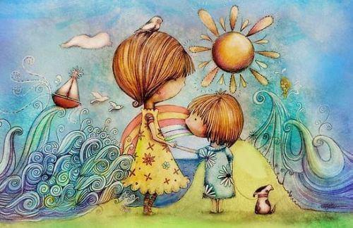 L amore la chiave dello sviluppo cerebrale dei bambini la mente meravigliosa - Donazione di una casa a un nipote ...