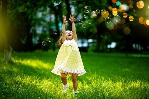Far uscire il proprio bambino interiore per essere più felici
