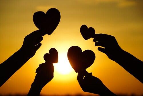 I benefici di assistere ad atti di bontà