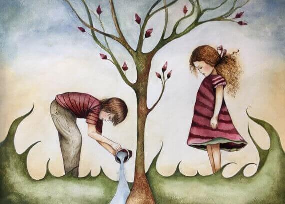 Curare le ferite del padre assente