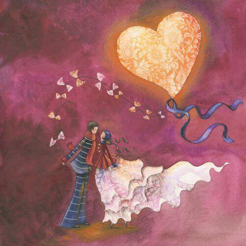 cuore e fidanzati