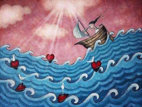 Il vostro cuore è libero, abbiate il coraggio di ascoltarlo!