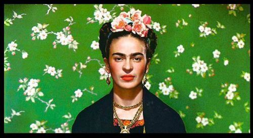 I meravigliosi insegnamenti d'amore e di vita di Frida Kahlo