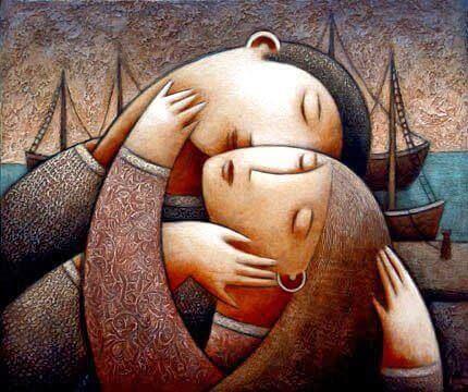 Se l'amore non si vede né si sente, non esiste o non vi serve